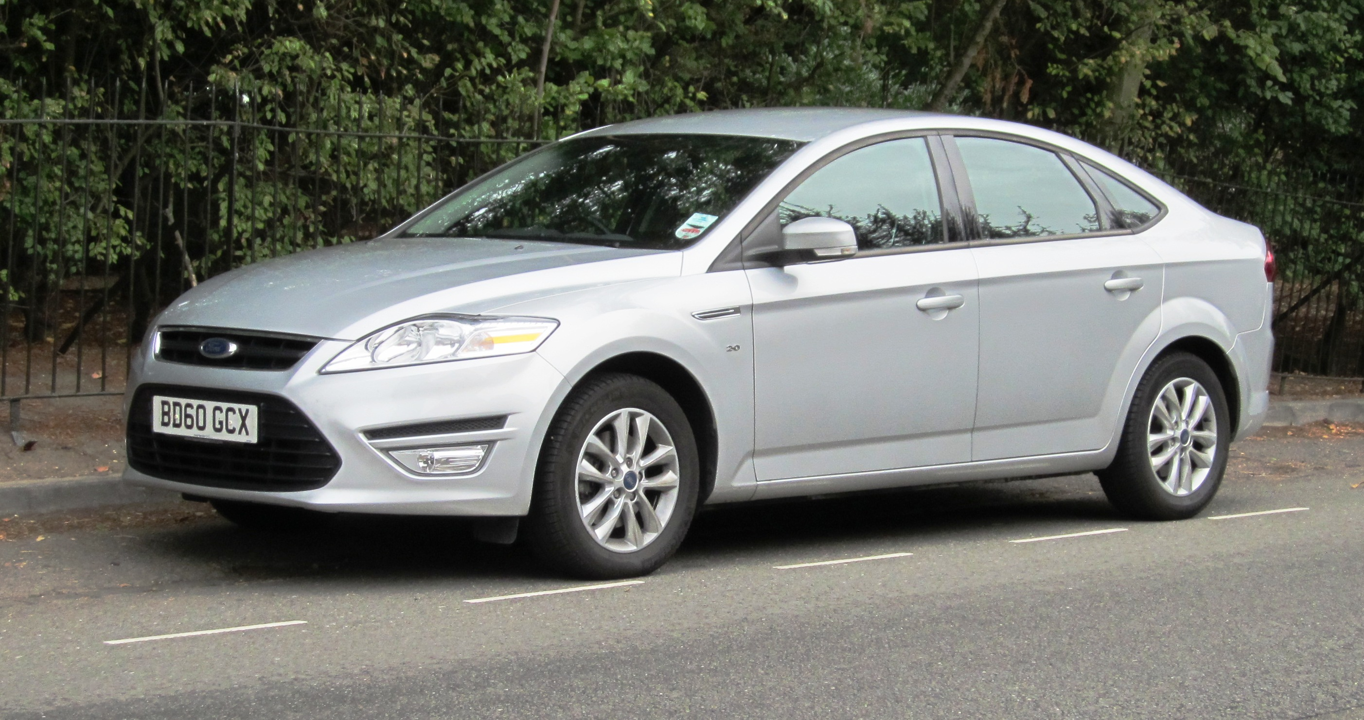 2010 Ford Mondeo #9