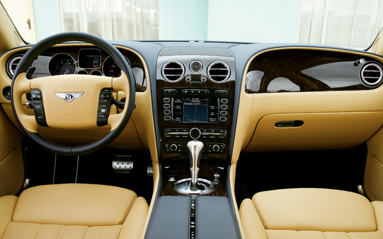 2006 Bentley Continental Flying Spur #16