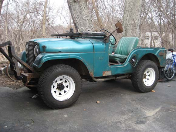 1962 Jeep Cj5 Photos Informations Articles Bestcarmag Com