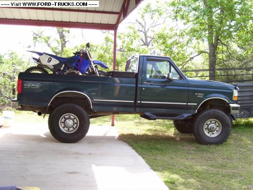 1996 Ford F-350 #11