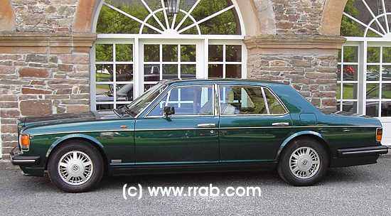 1994 Bentley Turbo #2