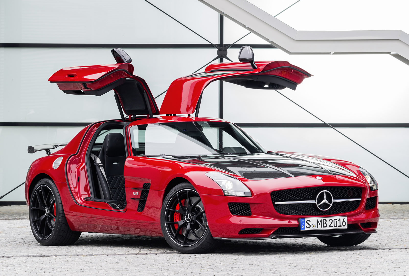 Mercedes-Benz Sls Amg Gt Final Edition #6