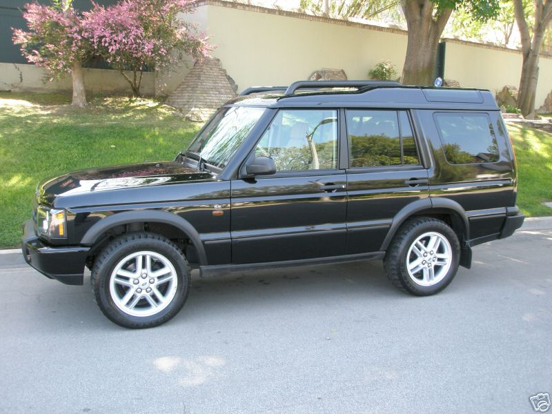 2002 Land Rover Discovery Series Ii #1