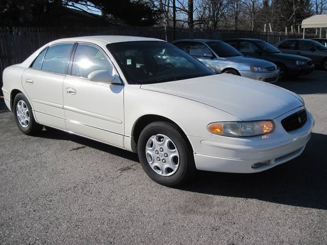2002 Buick Regal #14