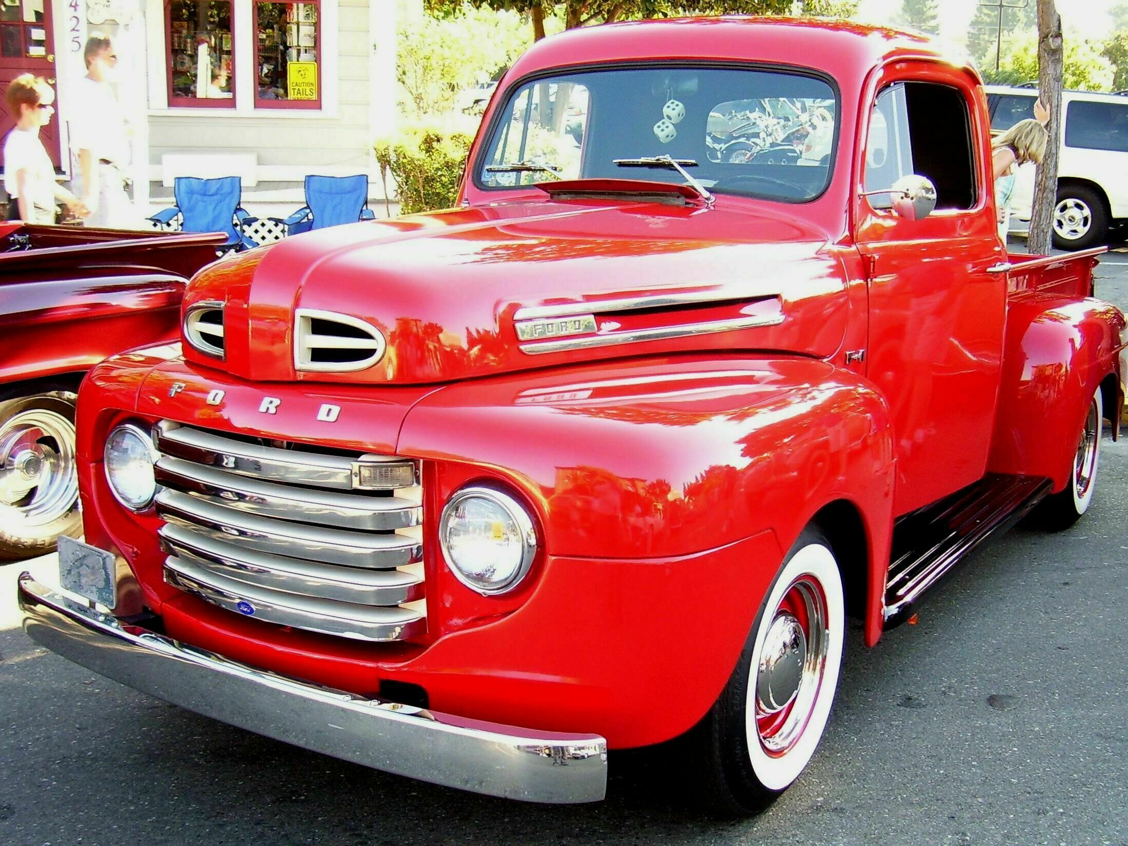 1949 Ford F #3