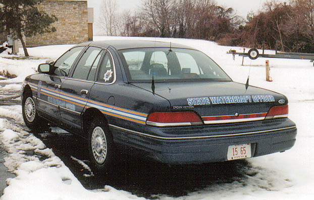 1994 Ford Crown Victoria #9