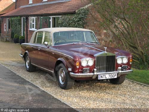 1976 Rolls royce Silver Shadow #11