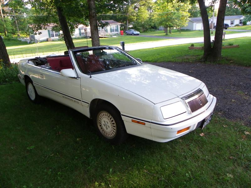 1991 Chrysler Le Baron #5