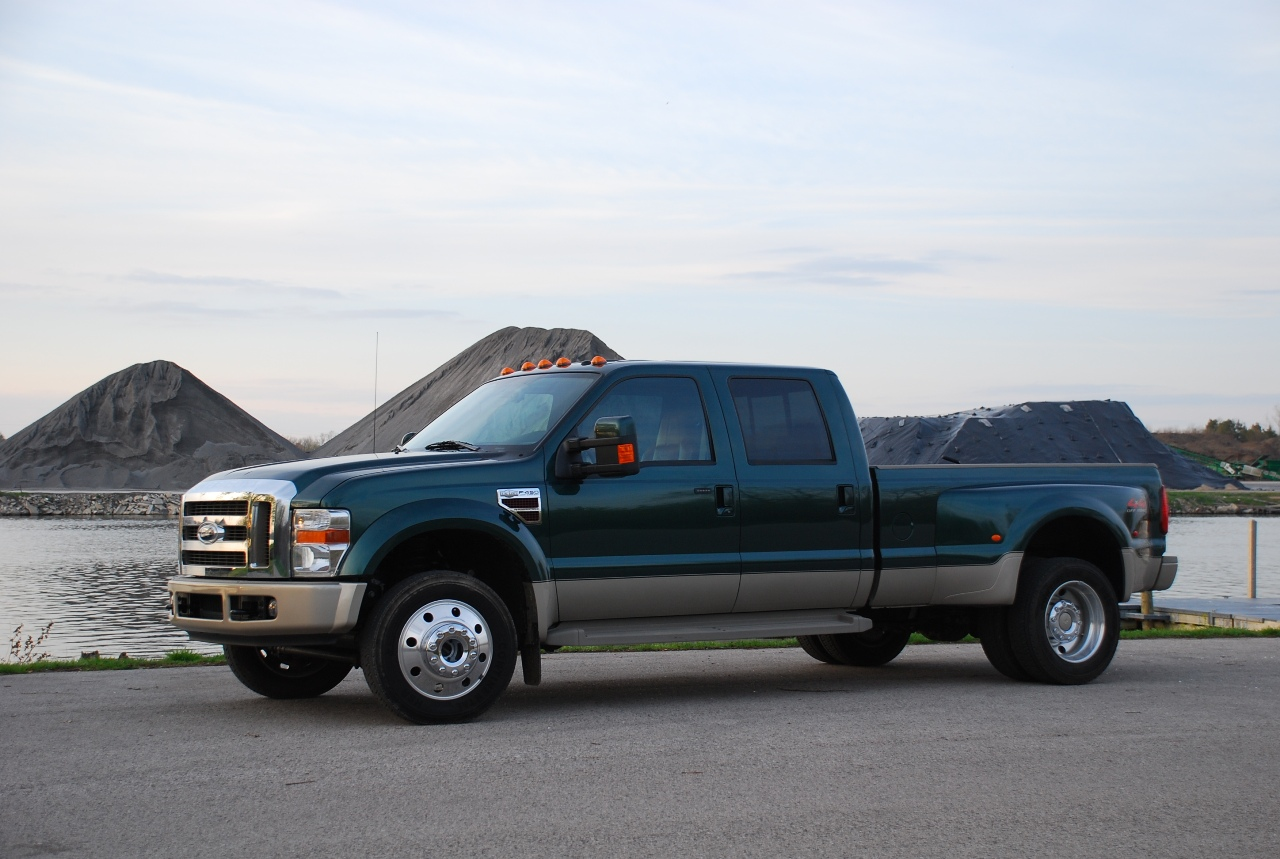 2007 Ford F-450 #7