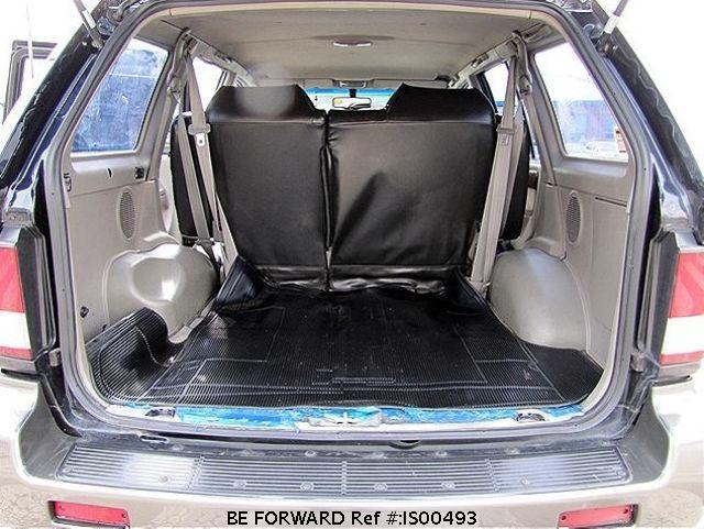 2001 Ssangyong Musso #12