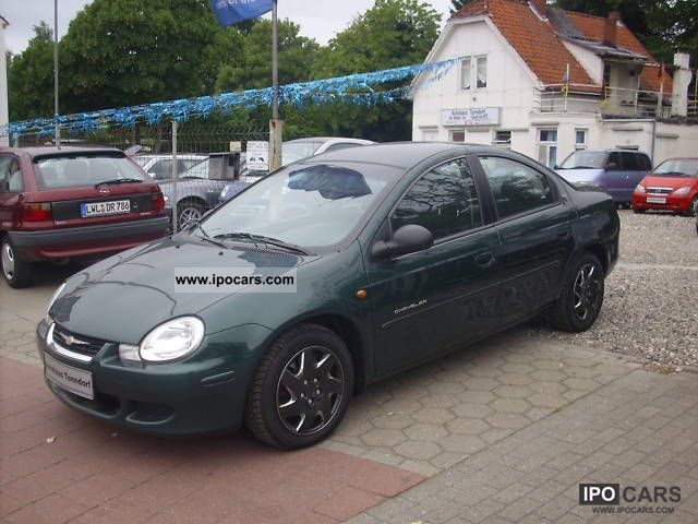 2000 Chrysler Neon #12