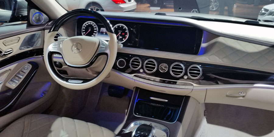 2016 Mercedes-Benz Maybach #11