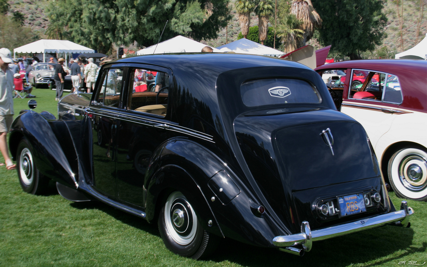 1951 Bentley Mark VI #13