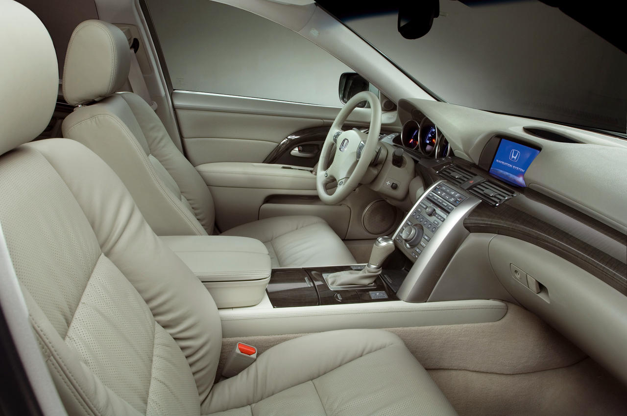 2008 Honda Legend #15