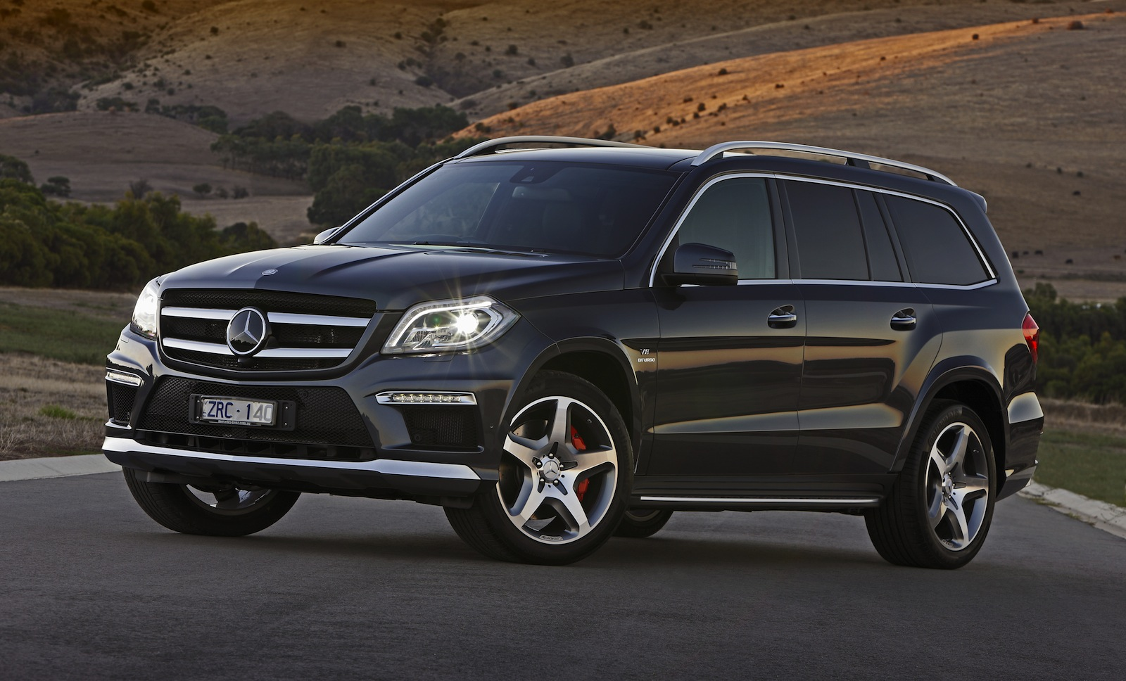 Mercedes-Benz GL #3
