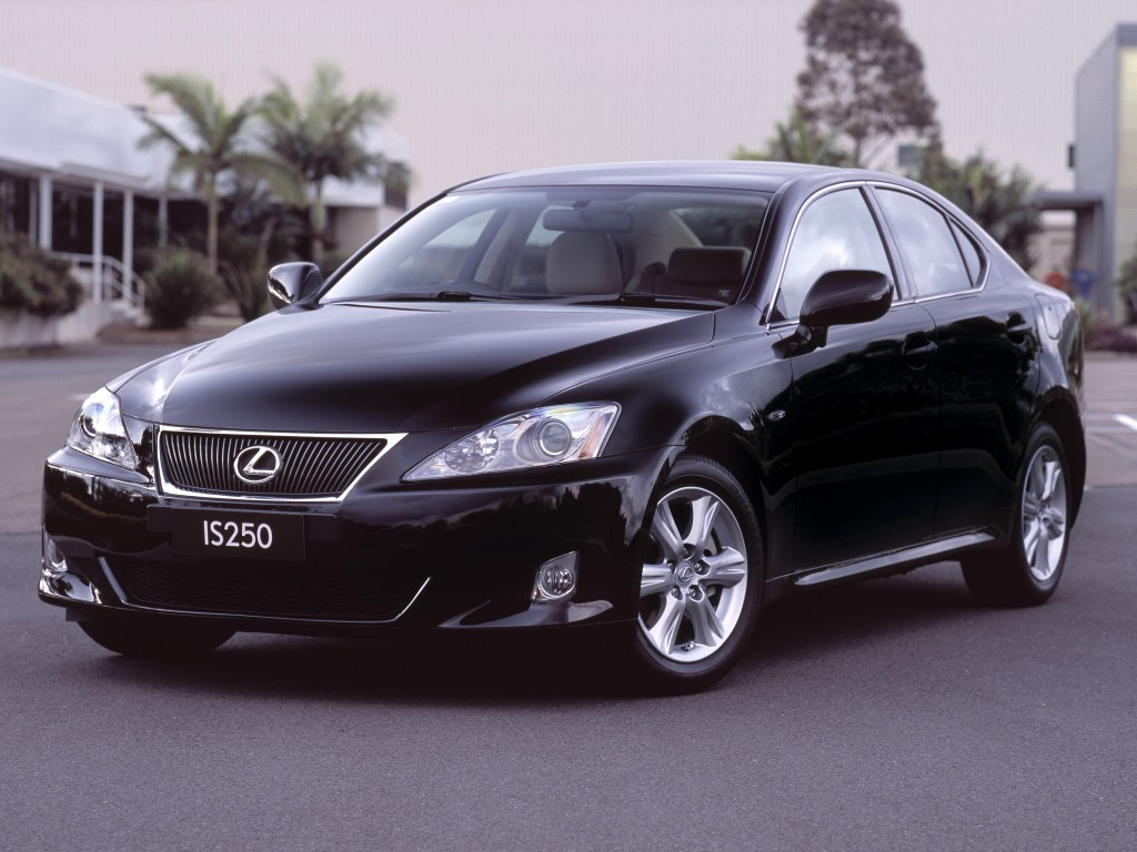 2007 Lexus IS #1