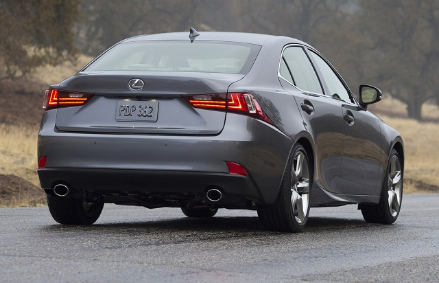 2015 Lexus Is 250 #14