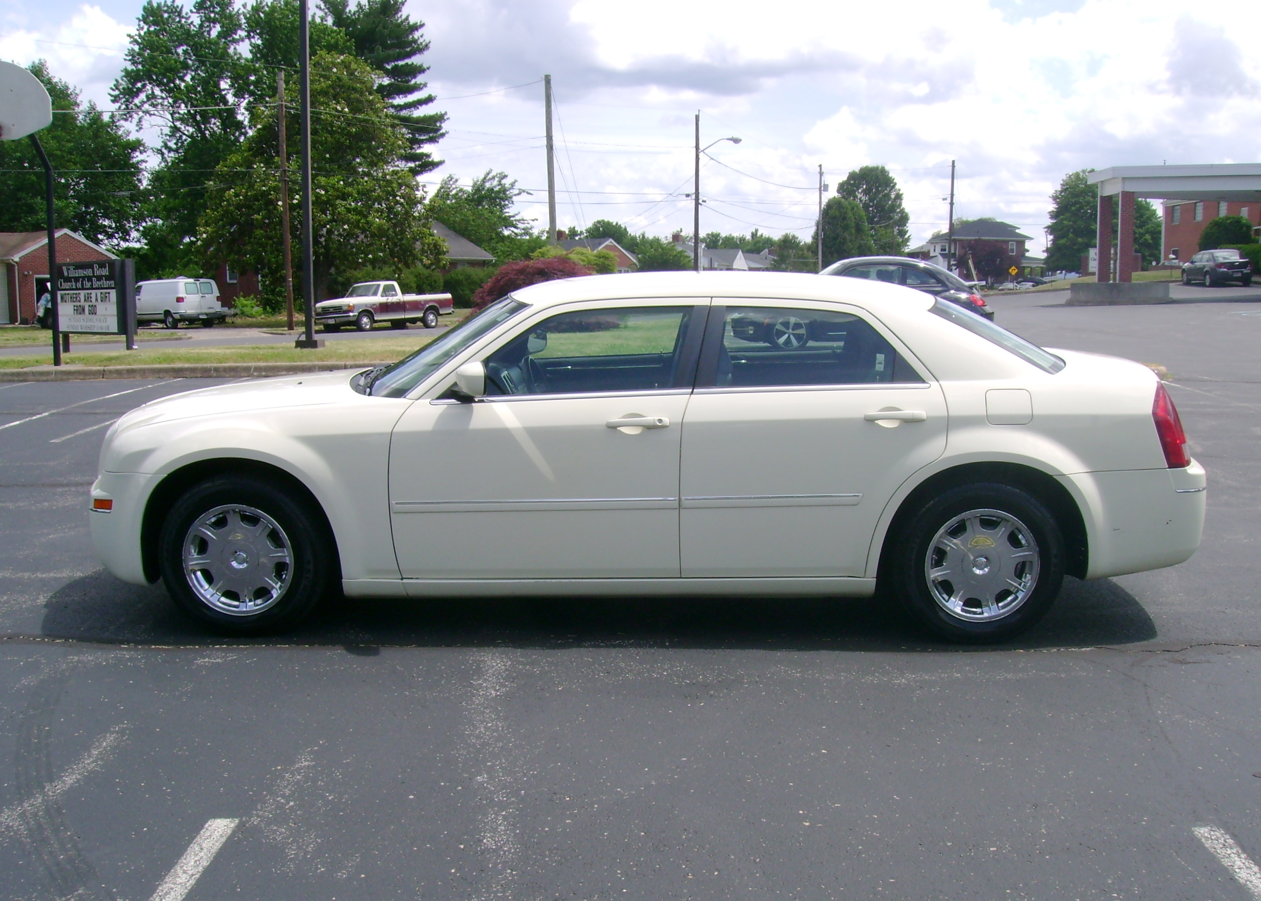 2006 Chrysler 300 #8
