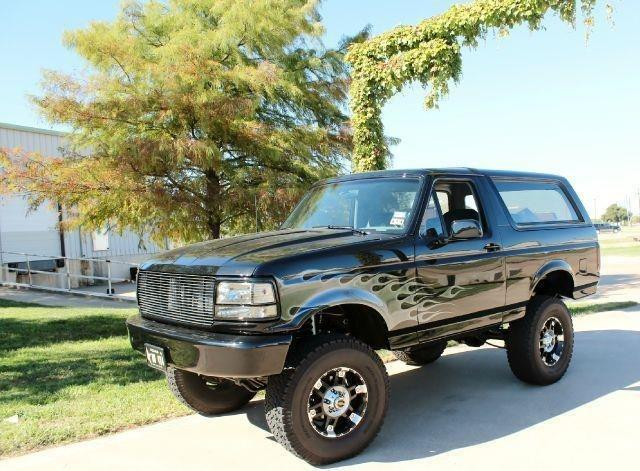 1990 Ford Bronco #12