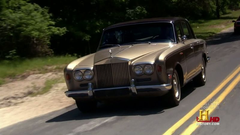 1972 Rolls royce Silver Shadow #17