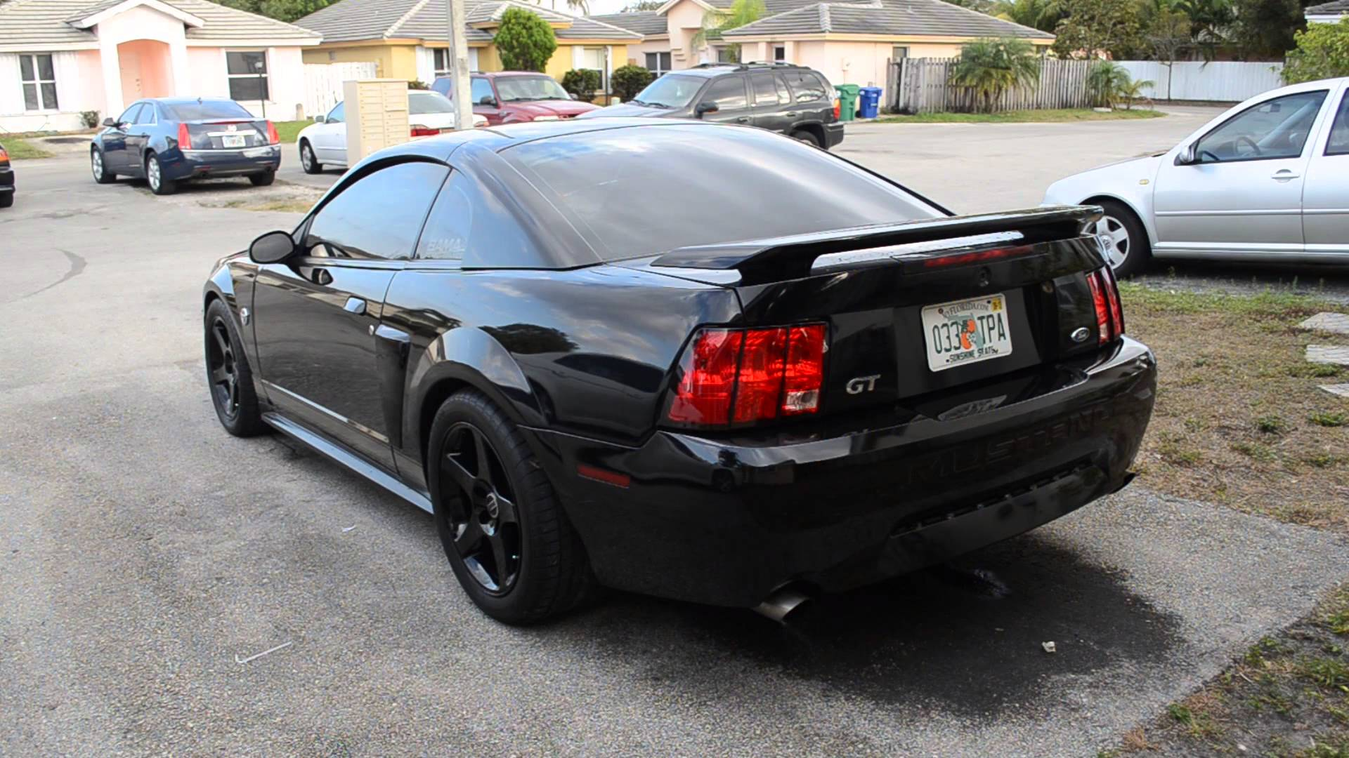 2004 Ford Mustang #19