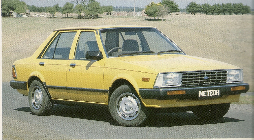 1982 Ford Meteor #2