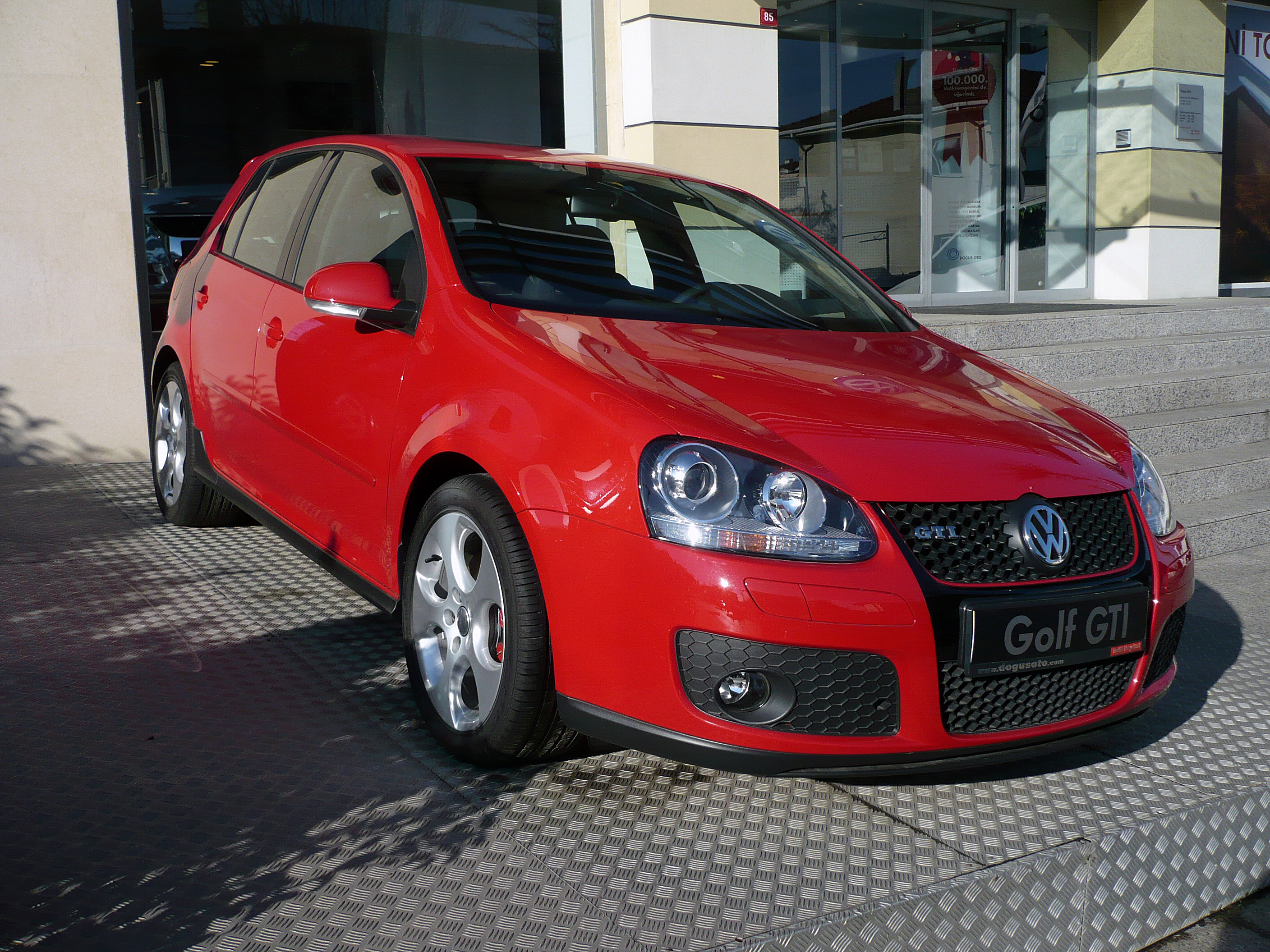 2008 Volkswagen Gti #6