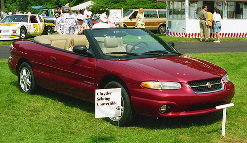1996 Chrysler Sebring #15