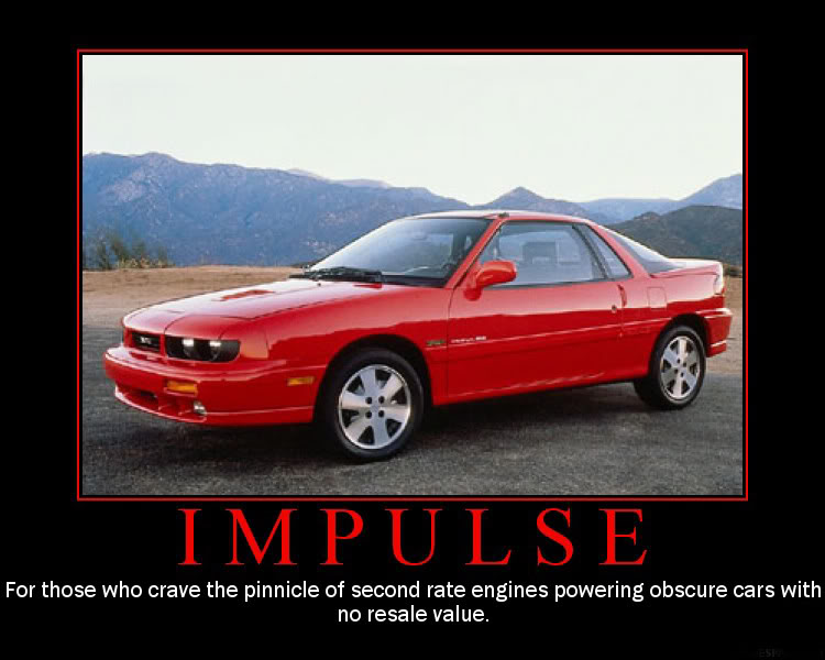 1992 Isuzu Impulse #15