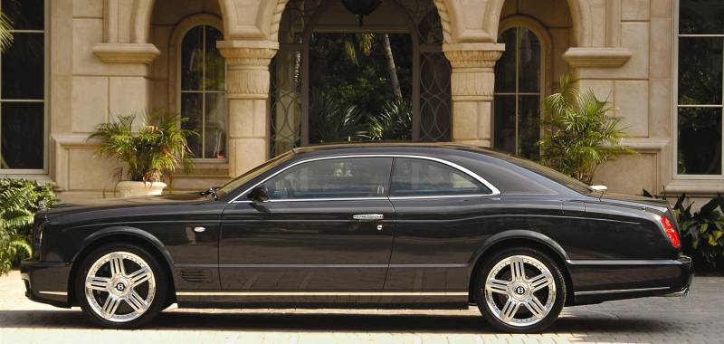 2010 Bentley Brooklands #12