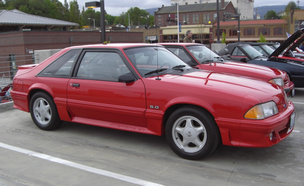 1993 Ford Mustang #14
