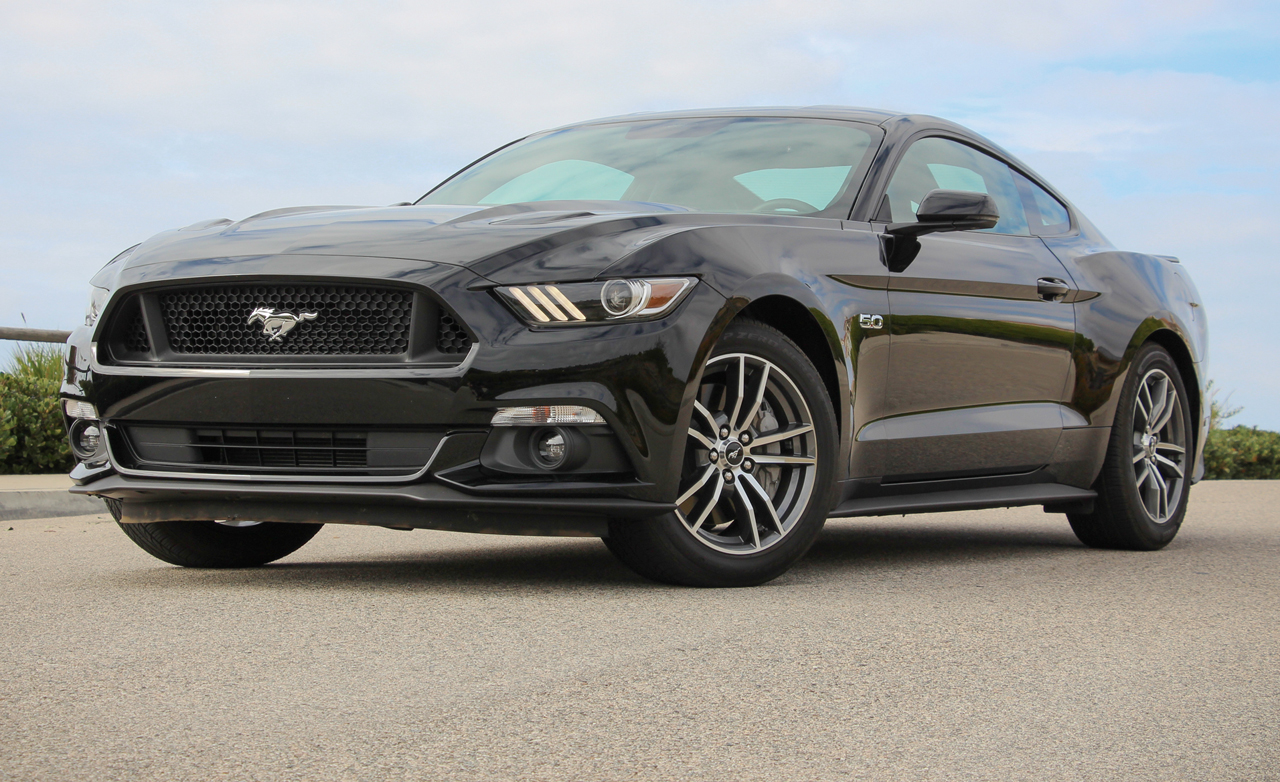 2015 Ford Mustang #14