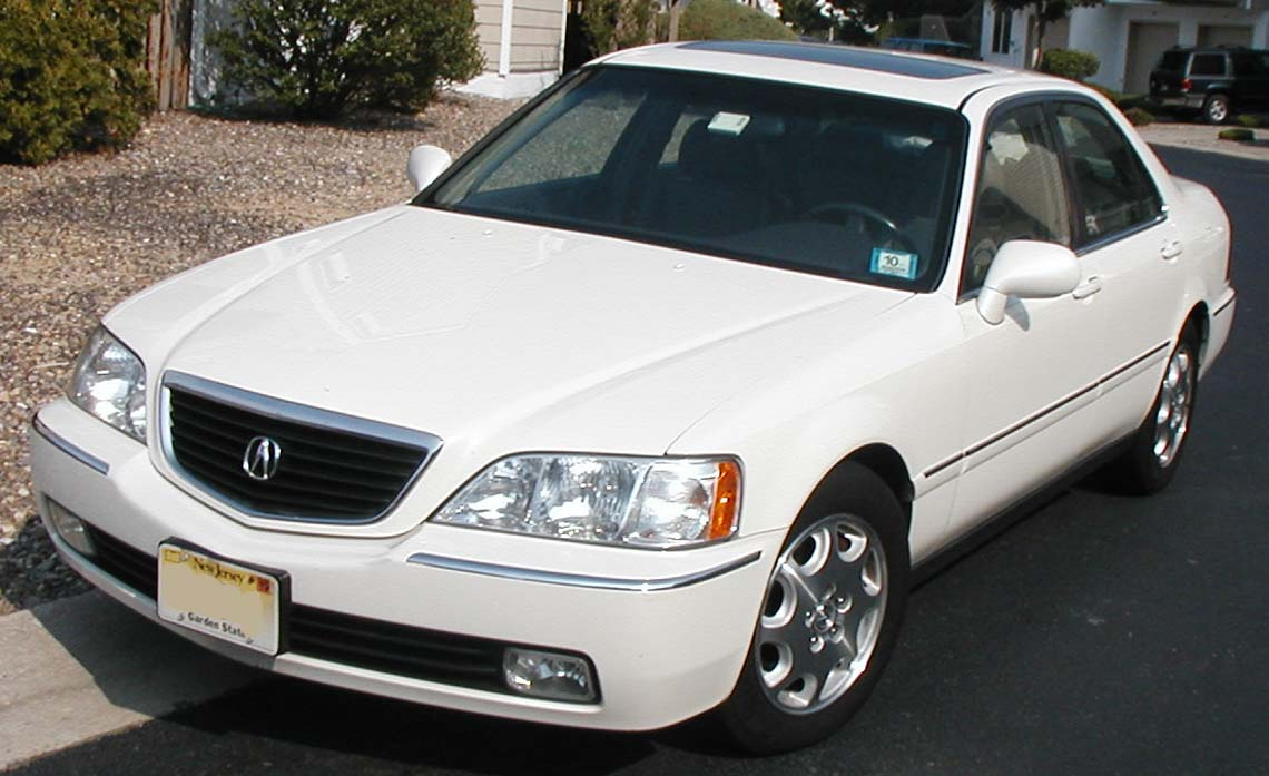 2004 Honda Legend #15