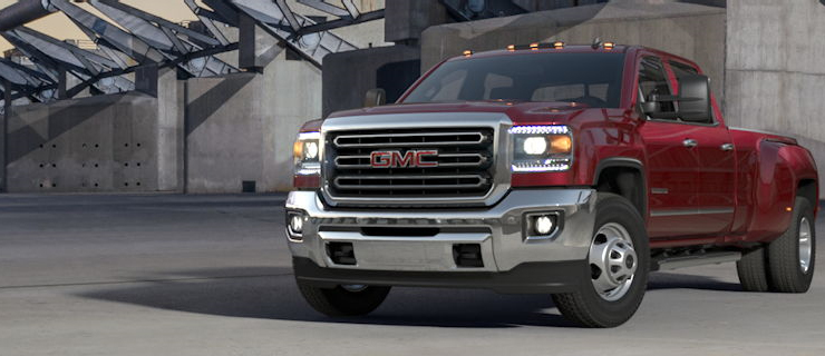 2014 GMC Sierra 3500hd #7