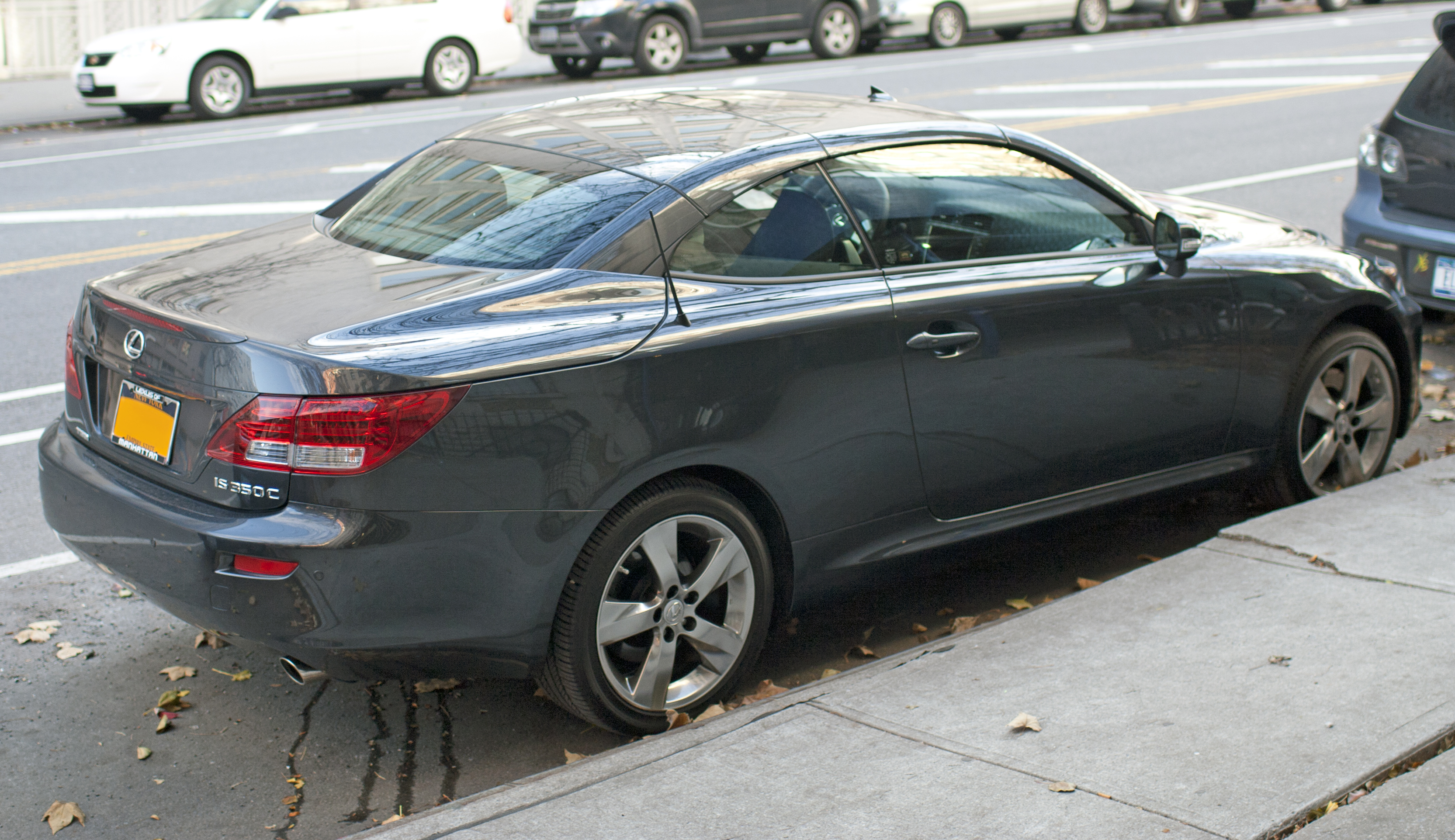 2012 Lexus Is 350 #16