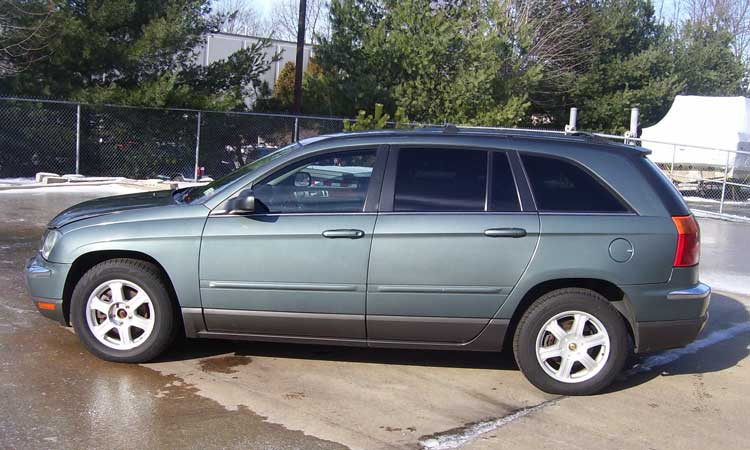 2005 Chrysler Pacifica #6