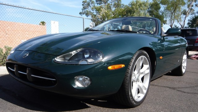2004 Jaguar Xk-series #7