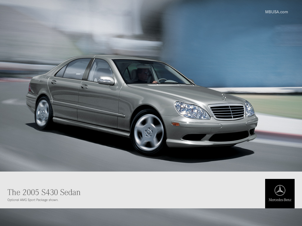 2005 mercedes benz s class photos informations articles for 2005 mercedes benz suv