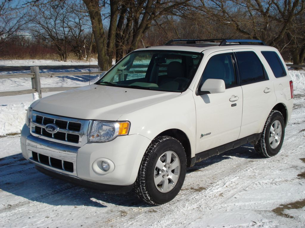 2011 Ford Escape Hybrid #4