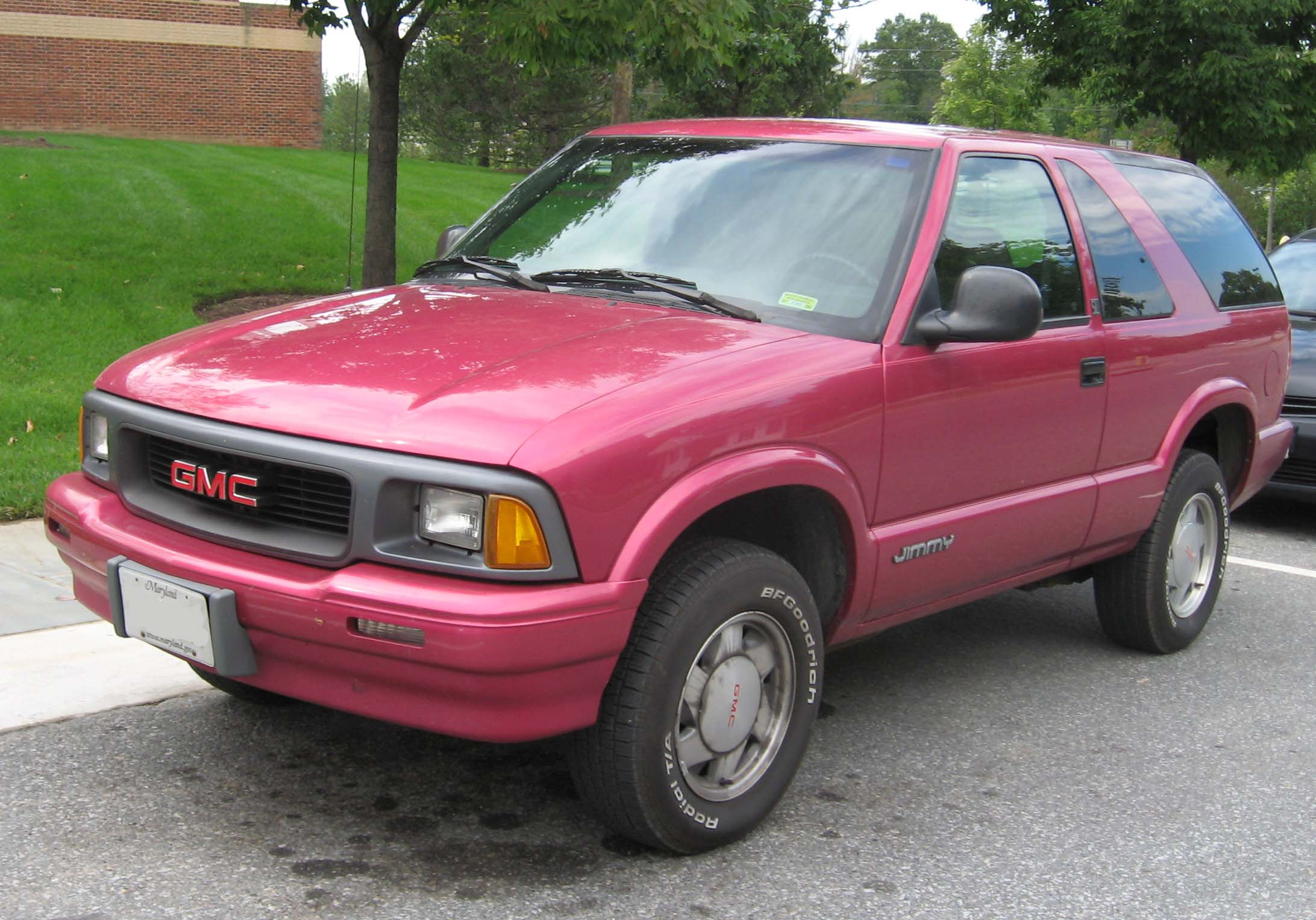 GMC Jimmy #3