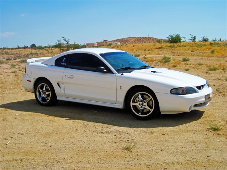1997 Ford Mustang #9