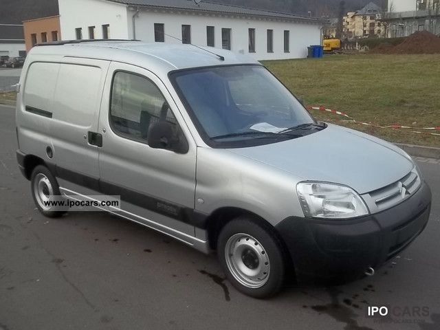 2003 Citroen Berlingo #14