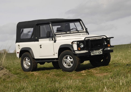 1994 Land Rover Defender #3