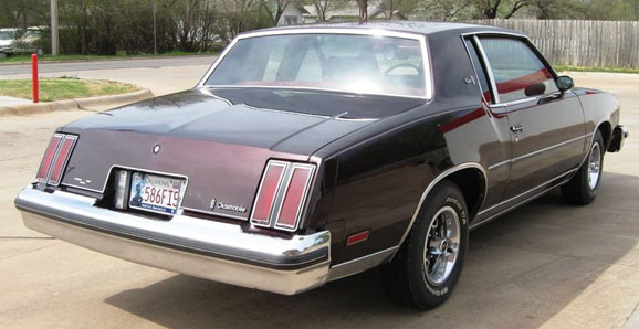 Oldsmobile Cutlass Calais #14