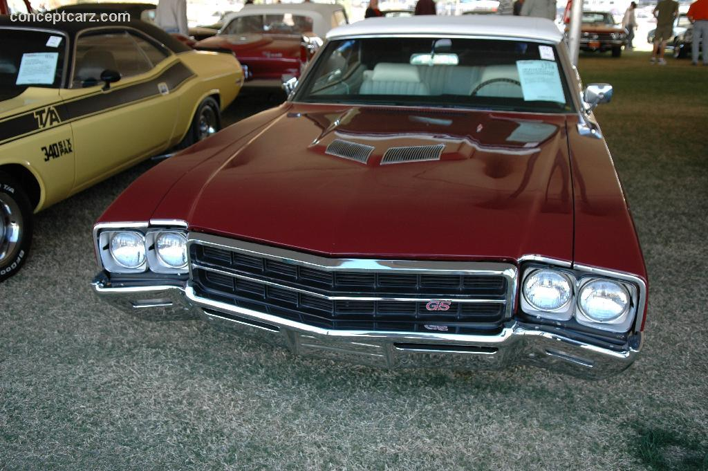 1969 Buick GS #19