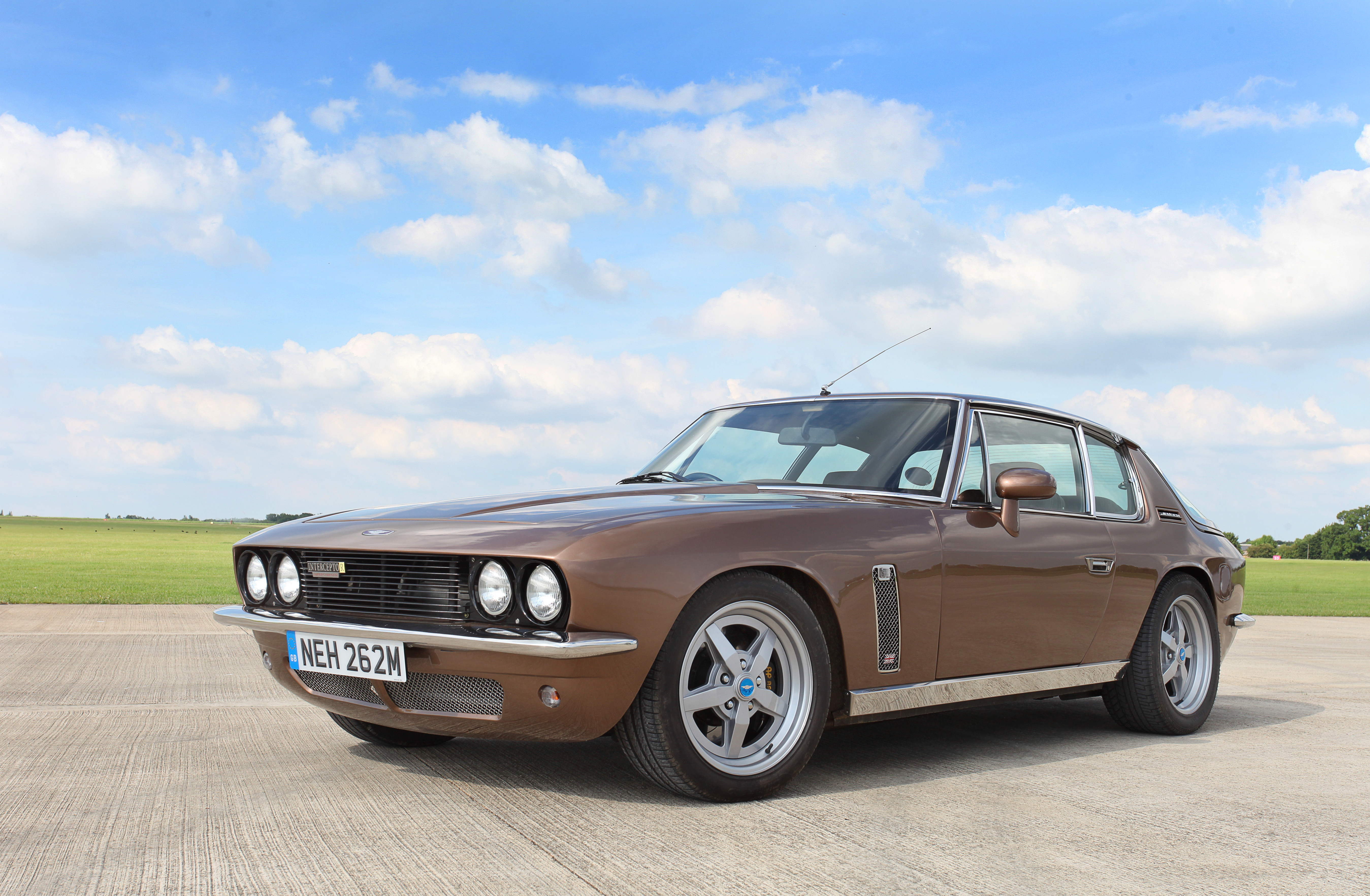 Jensen Interceptor #2