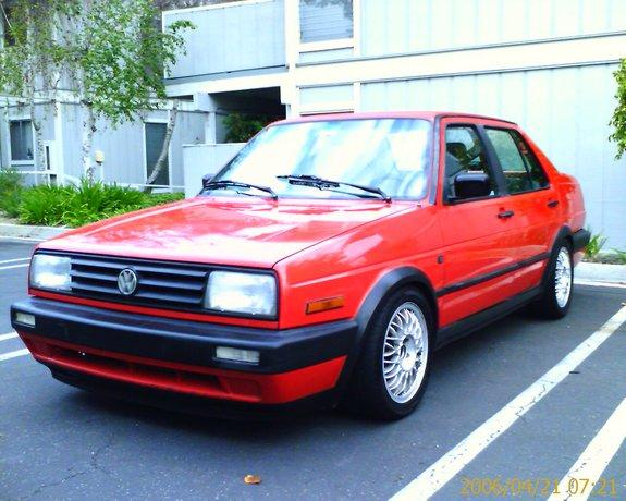 1992 Volkswagen Jetta Photos, Informations, Articles - BestCarMag.com