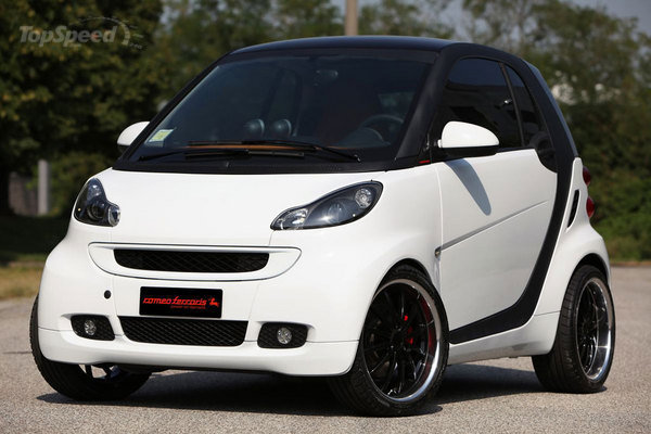 2010 Smart Fortwo #2