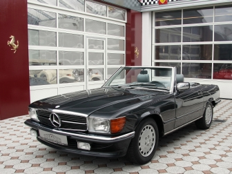 1989 Mercedes-Benz SL #15