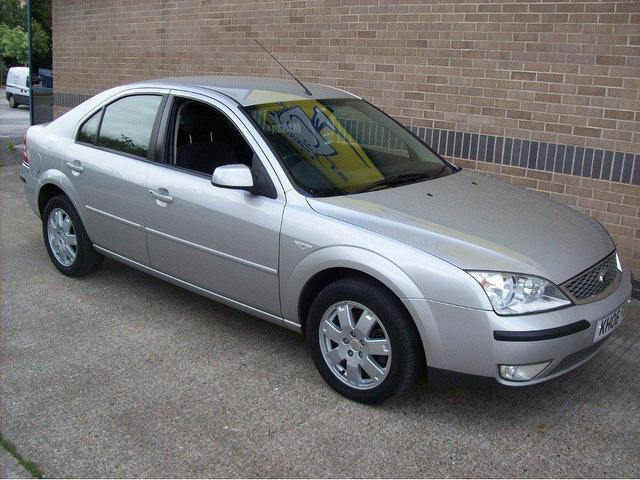 2006 Ford Mondeo #9